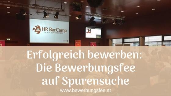 HR Barcamp Wien 2019