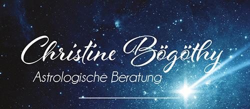 Astrologie Christine Bögöthy